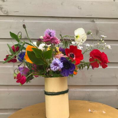Wildflower Jar Of Joy