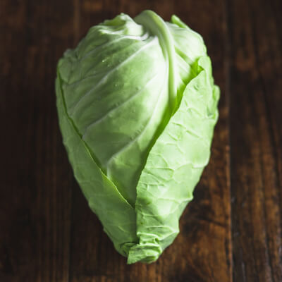 Organic Cabbage (Pointed) Seeds