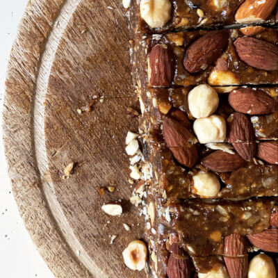 Nutorious Almond Bar (6 In A Box)