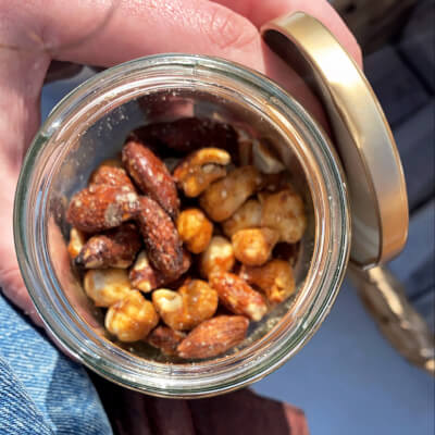 Nutorious Honey Roasted Nuts