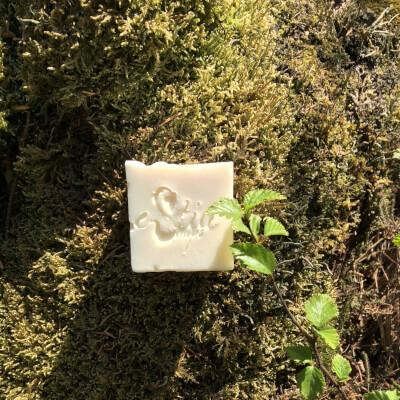 Pure Olive Oil Soap Artemis (Unscented, Uncolored)