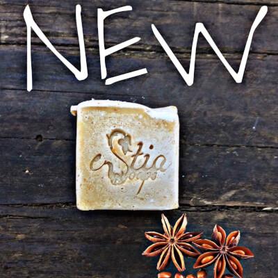 Dionisos Olive Oil Scrub Soap-Botanical Soap