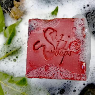 Olive Oil Face Soap Gaia (Anti-Aging)