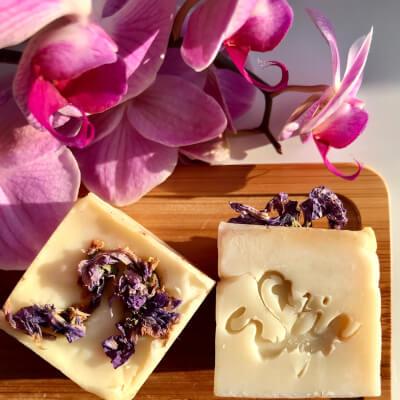 Olive Oil Soap Eros (Head To Toe Soap)