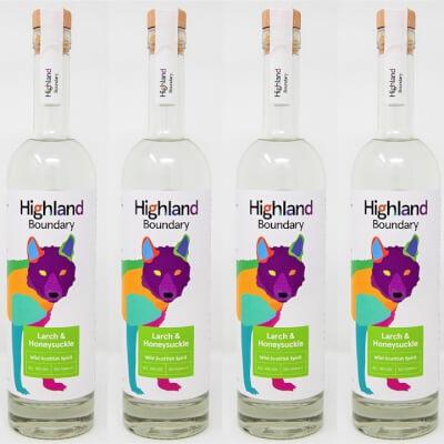 Larch And Honeysuckle Wild Scottish Spirit