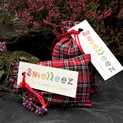 Ma Scots Bluebell Gift Bag