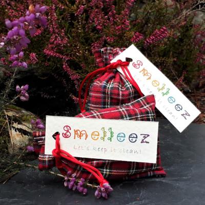 Heather Olive Oil Soap Gift Bag