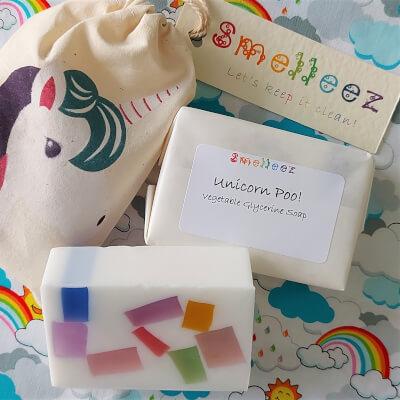 Unicorn Poo! Gift Bag