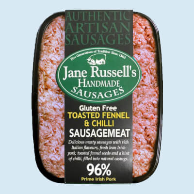Sausage Meat - Toasted Fennel & Chilli