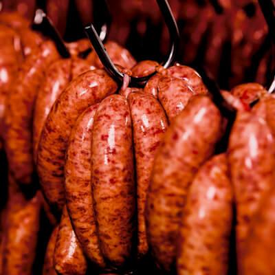 Wild Irish Venison Sausages
