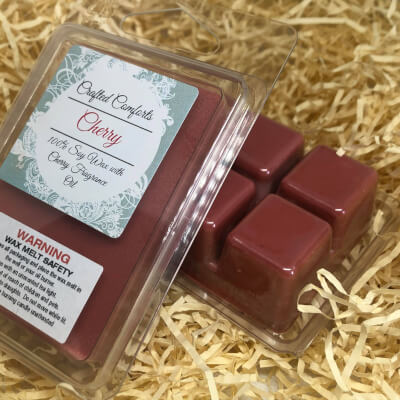 Cherry Scented Soy Melts