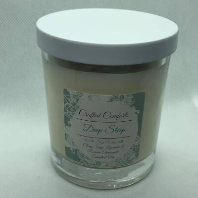 Deep Sleep Soy Aromatherapy Candle