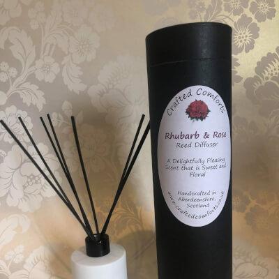 Rhubarb & Rose Reed Diffuser