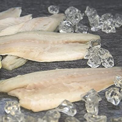 2 X Line Caught Haddock Fillet Portions     200G - 250G Per Portion