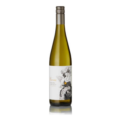 The Courtesan Riesling Clare Valley The Character Series Wild Wilder 2017 75cl