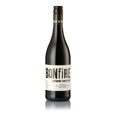 Extreme Vineyards Red Bonfire Hill 2016 75cl