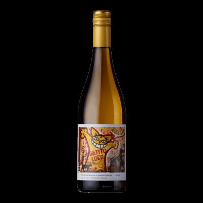 Gatito Loco, Blanco Organic, Rioja, Spain, 2018