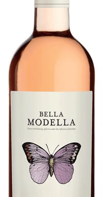 Bella Modella, Pinot Grigio Blush, Colline Teatine, Igt, Italy, 2019