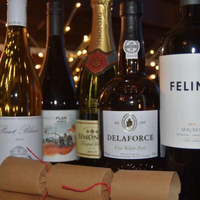 Christmas Box - Wine