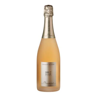 Domaine Des Baumard Crémant De Loire Brut Rosé Extra Loire France N V