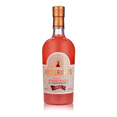 Pickering's Grapefruit & Lemongrass Liqueur