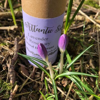 Lavender & Rosemary Natural Deodorant