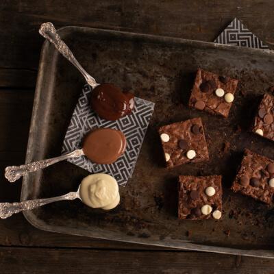 Triple Chocolate Brownies Box Of 6
