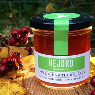 Apple & Hawthorn Jelly