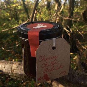 Cherry Chilli Relish