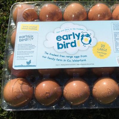 20 Large Free Range Eggs