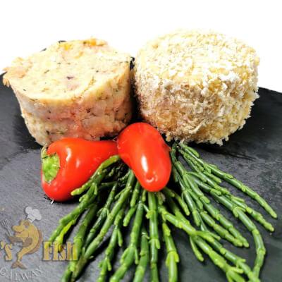 Haddock & Cheese Fish Cakes