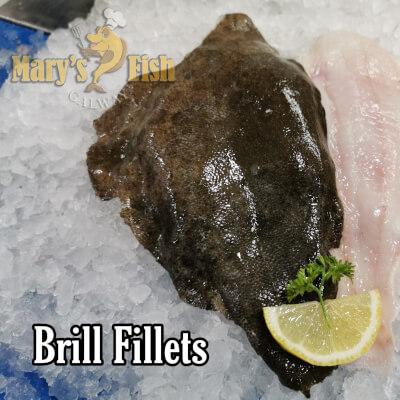 Brill Fillets