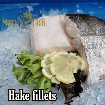 Hake Fillets
