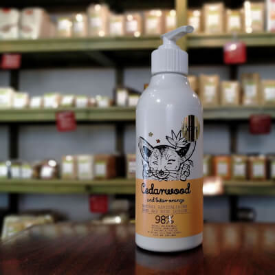 Natural Revitalising Hand And Body Lotion