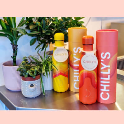Chillys Bottle - Sunshine Yellow