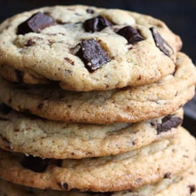 Bake-At-Home Chocolate Chip Cookies
