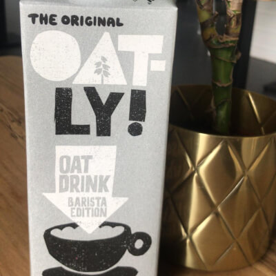 Oatly Barista Milk