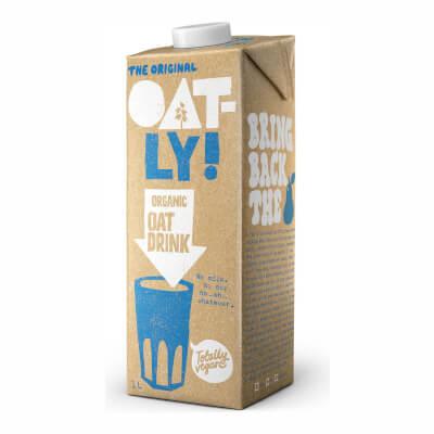 Organic Oatly Milk