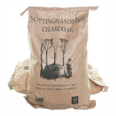Sustainable Nottinghamshire Charcoal