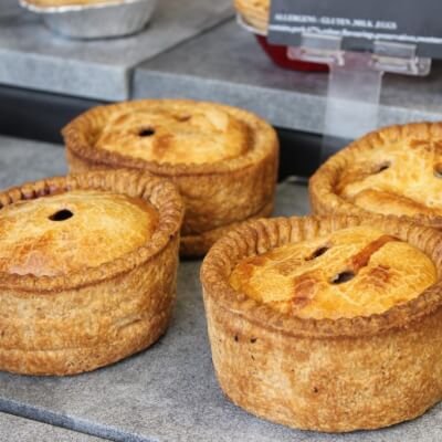 Large Pork Pie (1Lb)