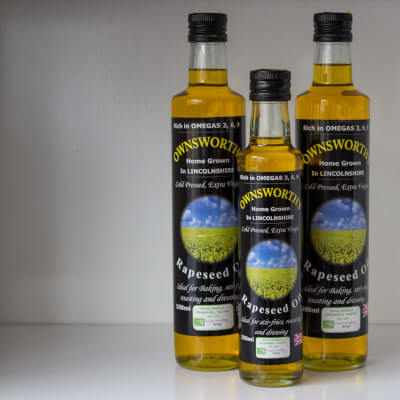 Ownsworths Rapeseed Oil 500Ml