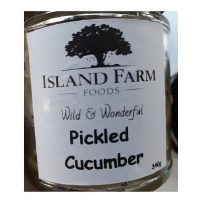 Pickled Cucumber 16Oz