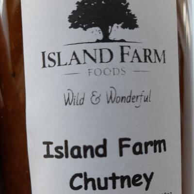 Island Farm Chutney 160Z