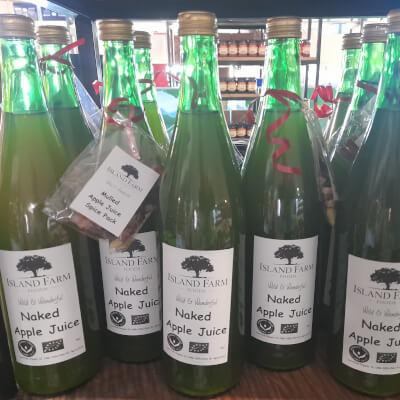 Certified Organic Apple Juice 75Cl