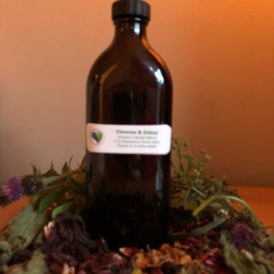 Cleanse & Detox Herbal Blend