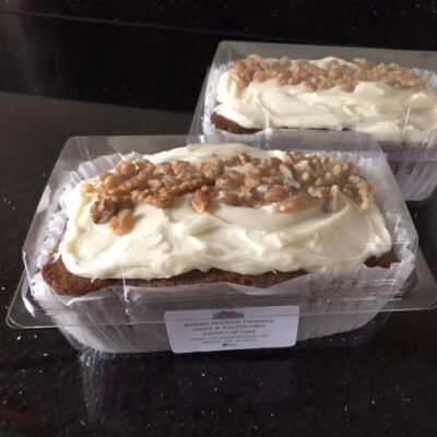 Carrot Loaf Cake - New  Improved Recipe