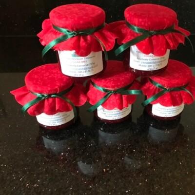 Raspberry Conserve - Sugar Free