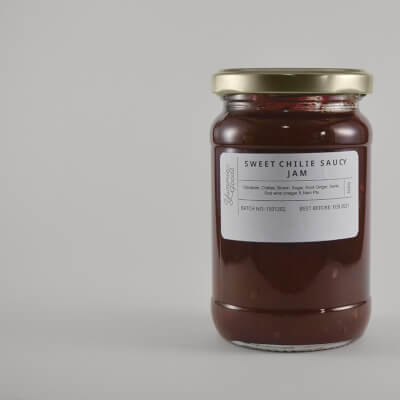 Sweet Chillie Saucy Jam