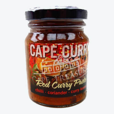 Cape Treasurers Red Curry Paste