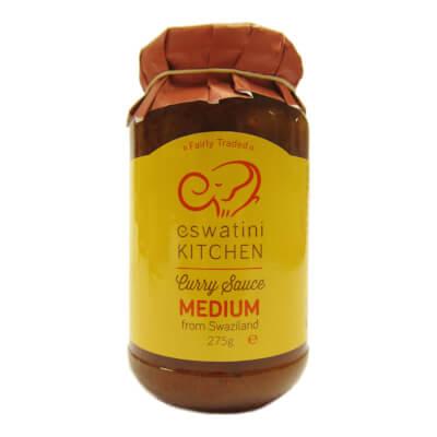 Estwatini Medium Curry Sauce